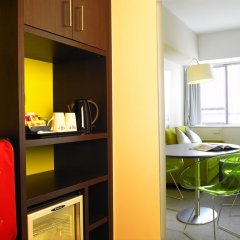 Thon Hotel Brussels City Centre 4* Улучшенный номер с разными типами кроватей фото 6