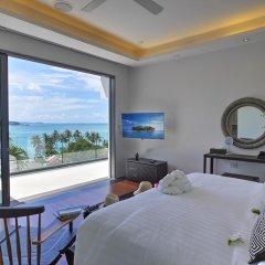 Отель Cape Panwa Villa комната для гостей фото 3