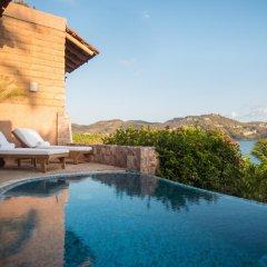 Отель Villa El Ensueño by La Casa Que Canta 4* Вилла с различными типами кроватей