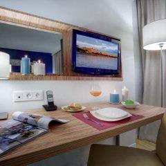Отель Citadines Croisette Cannes 3* Студия с различными типами кроватей фото 3
