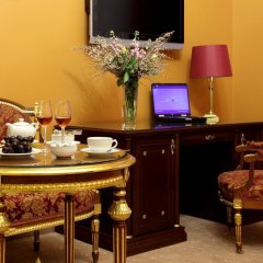 Gallery Park Hotel & SPA, a Châteaux & Hôtels Collection 5* Люкс с различными типами кроватей фото 4