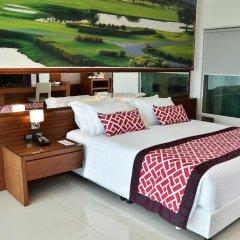 Отель The Par Phuket 3* Номер Делюкс с различными типами кроватей фото 5