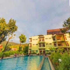 Отель Morakot Lanta Resort 2* Улучшенный номер фото 12