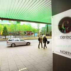 Centro Hotel North парковка