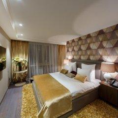 Гостиница Luciano Spa 5* Студия Делюкс с различными типами кроватей фото 11