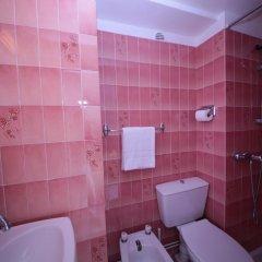 Отель Cresp Франция, Ницца - отзывы, цены и фото номеров - забронировать отель Cresp онлайн ванная фото 2