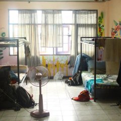 The Overstay Hostel интерьер отеля фото 2