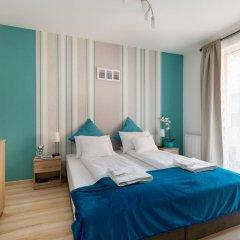 Апартаменты Sun Resort Apartments Студия Делюкс с различными типами кроватей фото 4