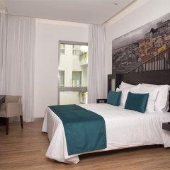Jupiter Lisboa Hotel 4* Стандартный семейный номер с двуспальной кроватью