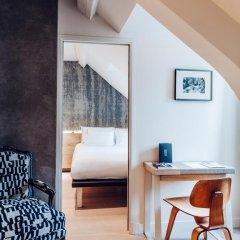 Hotel De Lille 4* Полулюкс с различными типами кроватей фото 4