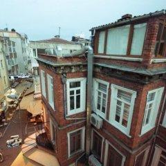 Отель Isthouse III балкон