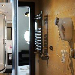 Отель Łódź 55 ванная фото 2