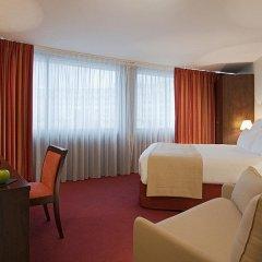 Отель Hôtel Concorde Montparnasse 4* Номер Делюкс с различными типами кроватей фото 5