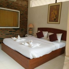 Отель Green View Village Resort 3* Бунгало с различными типами кроватей фото 10
