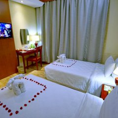 Oway Grand Hotel 3* Улучшенный номер с различными типами кроватей фото 3
