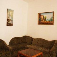 Гостиница Клеопатра Номер Бизнес с разными типами кроватей фото 14