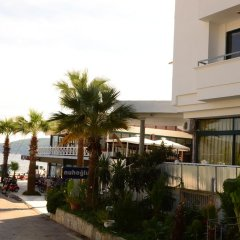 Отель CLASS BEACH MARMARİS Мармарис парковка