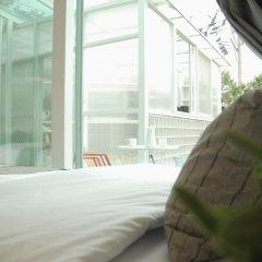 Отель The Mei Haus Hongdae 3* Стандартный номер с различными типами кроватей фото 14