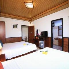 Отель Quang Xuong Homestay комната для гостей фото 4