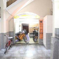 Отель Apartamentos Gótico Las Ramblas спортивное сооружение