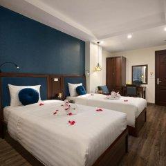 Holiday Emerald Hotel 3* Представительский номер с 2 отдельными кроватями фото 8
