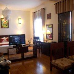 Отель Hoi An Garden Villas 3* Люкс с различными типами кроватей фото 5