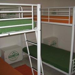 Alameda Hostel Кровать в общем номере с двухъярусной кроватью фото 2