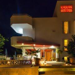 Kalkan Suites 3* Апартаменты с различными типами кроватей фото 30