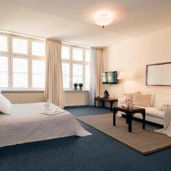 Отель Apartmenthaus Hohe Straße Дюссельдорф комната для гостей фото 3