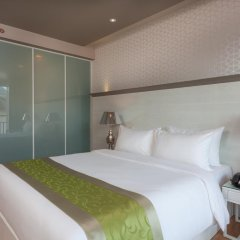 Отель Best Western Patong Beach 4* Улучшенный номер фото 3
