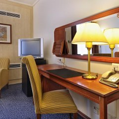 Van der Valk Hotel Antwerpen 4* Стандартный номер с различными типами кроватей фото 2