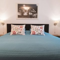 Апартаменты Artist House Apartments комната для гостей фото 4
