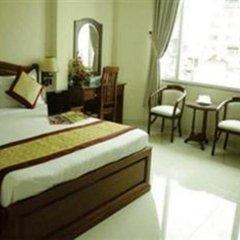 Hoang Hotel 2* Номер Делюкс с двуспальной кроватью фото 4