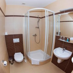 Отель Amber 3* Номер Делюкс с различными типами кроватей фото 4