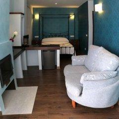 Отель Spa Complejo Rural Las Abiertas 3* Улучшенный люкс с различными типами кроватей фото 3