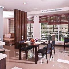 Отель The Tepp Serviced Apartment Таиланд, Бангкок - отзывы, цены и фото номеров - забронировать отель The Tepp Serviced Apartment онлайн питание