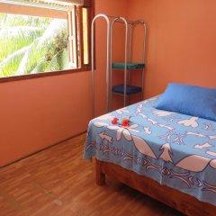 Отель Taharuu Surf Lodge Французская Полинезия, Папеэте - отзывы, цены и фото номеров - забронировать отель Taharuu Surf Lodge онлайн комната для гостей