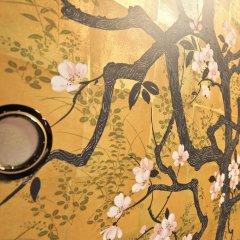 SAMURAIS HOSTEL Ikebukuro Стандартный семейный номер с двуспальной кроватью фото 11