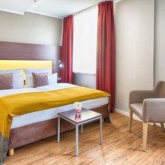 Leonardo Hotel München City Center 4* Номер Комфорт с разными типами кроватей фото 6