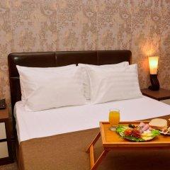 Отель King David 3* Студия с различными типами кроватей фото 19