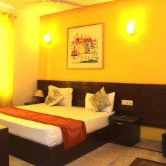 Hotel Unistar 3* Номер Делюкс с различными типами кроватей фото 14