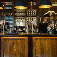 Отель Innkeeper's Lodge Brighton, Patcham Великобритания, Брайтон - отзывы, цены и фото номеров - забронировать отель Innkeeper's Lodge Brighton, Patcham онлайн гостиничный бар фото 2