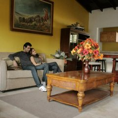 Hotel Hacienda Santa Veronica интерьер отеля фото 2