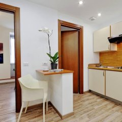 Отель Residence Colombo 112 3* Апартаменты с различными типами кроватей