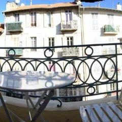 Отель des Dames (ex Commodore) Франция, Ницца - 1 отзыв об отеле, цены и фото номеров - забронировать отель des Dames (ex Commodore) онлайн балкон