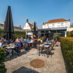 Отель Montanus Бельгия, Брюгге - отзывы, цены и фото номеров - забронировать отель Montanus онлайн питание фото 3