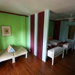 Отель Krabi Success Beach Resort 4* Улучшенный номер с различными типами кроватей фото 7