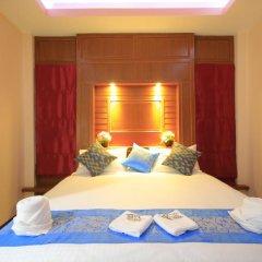 Отель Tum Mai Kaew Resort 3* Стандартный номер с различными типами кроватей фото 12