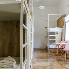 Inhawi Hostel удобства в номере