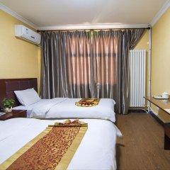 Отель Xianyang Fu Rui Inn Китай, Сяньян - отзывы, цены и фото номеров - забронировать отель Xianyang Fu Rui Inn онлайн комната для гостей фото 5